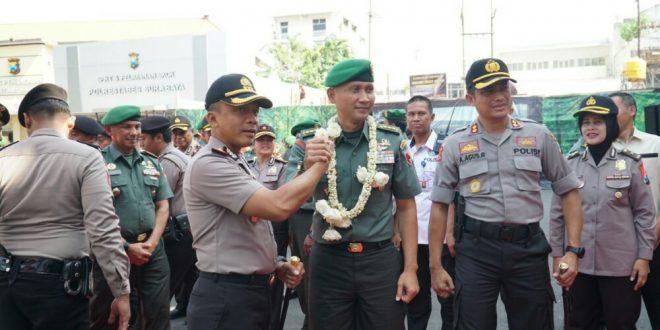 Kolonel Inf Sudaryanto Menjabat Komandan Korem 084/BJ
