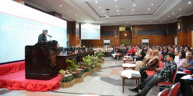 KPK Dan Pemkot Surabaya Kumpulkan 545 Wajib Pajak